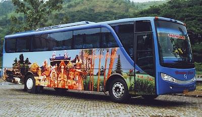 sewa bis wisata: Harapan Jaya