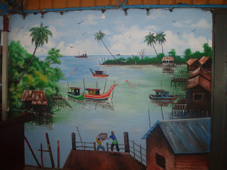 Pelukis mural shah alam restoren aida tom yam seksyen 6 for Mural sekolah rendah