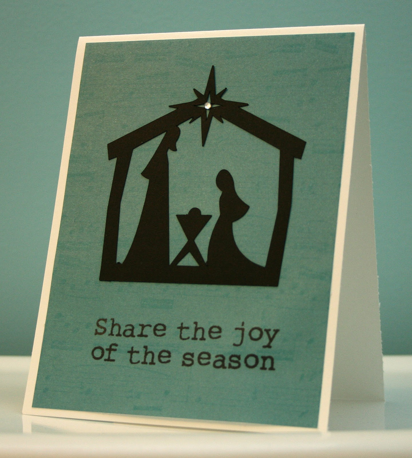 Displaying (20) Gallery Images For Nativity Silhouette Template...