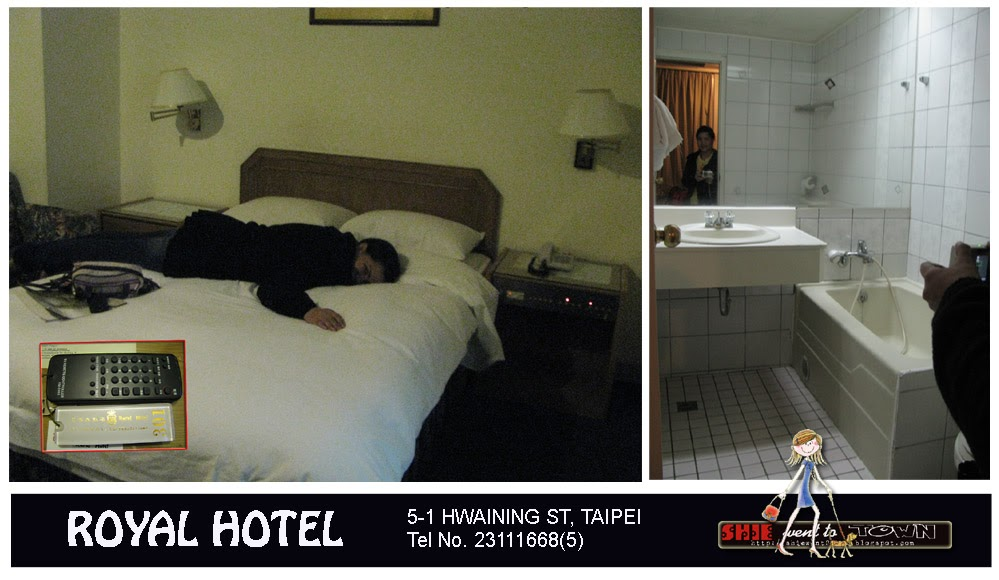 Best Hotels Near Taipei Main Station, Zhongzheng District