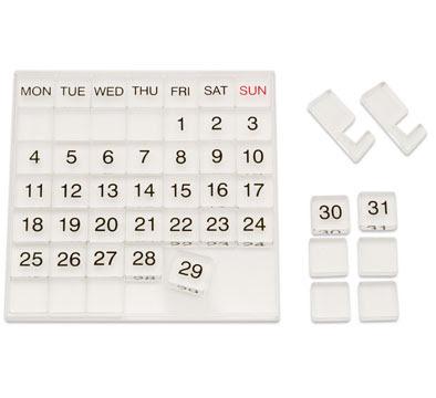 Desain Kalender Paling Unik di Dunia - raxterbloom.blogspot.com