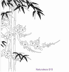 Naturaleza 015 - Bambú