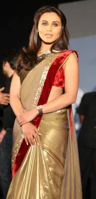 Bollywood Actresses In Saree