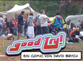"""good try"" - Foto-Love-Story // Comic"