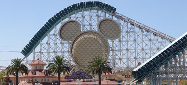 disneyland california adventure rides. Disney California Adventure is