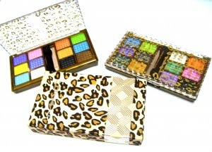 M.A.C 12colour eyeshadow tiger RM18