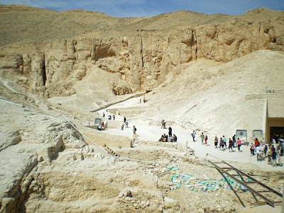 SW Arm of the Valley of the Kings