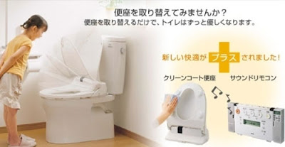 cool bathroom gadgets