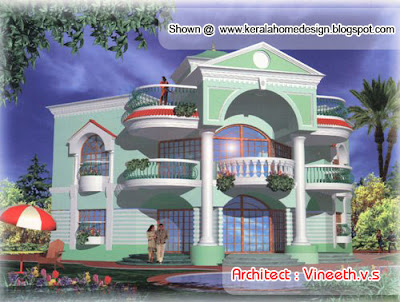 Superior 3d House Designs