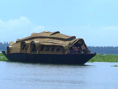 Kerala plans floating village to house tourism