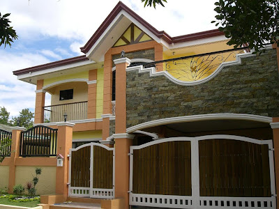 Exterior House Design Philippines