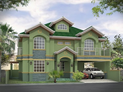 Unique House Designs on 3d Home Design   Kerala Home Design   Architecture House Plans
