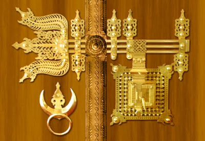 Manichithrathazhu doors - Manichitrathazhu doors lock