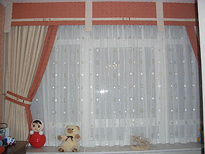 children curtains
