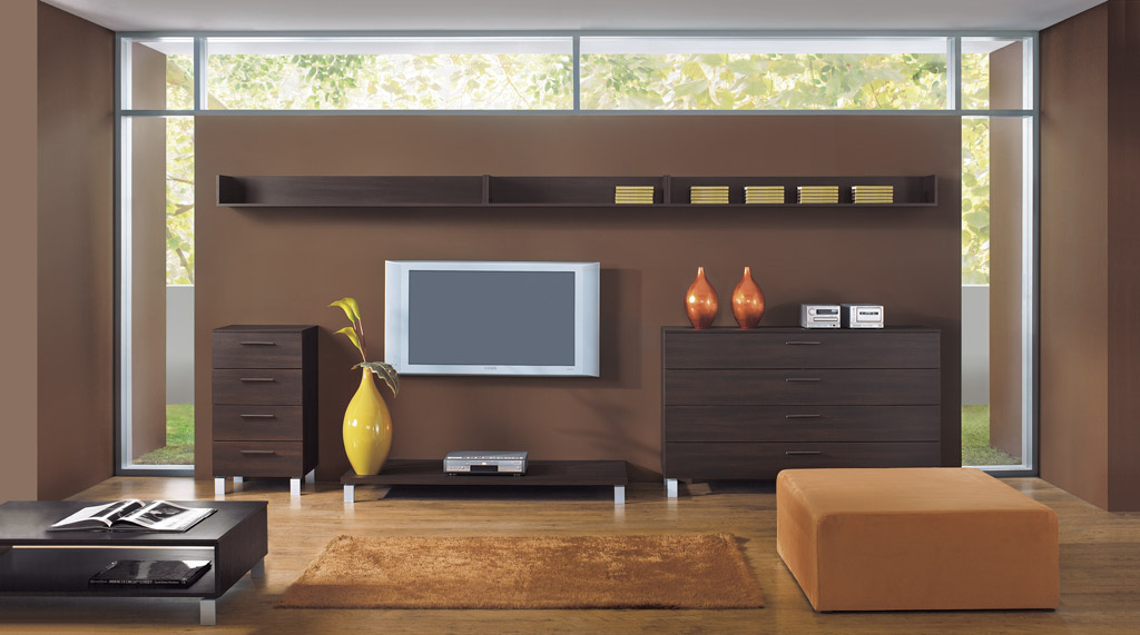 Furniture tv stands 21 photos kerala home design and - Dresser as tv stand in living room ...