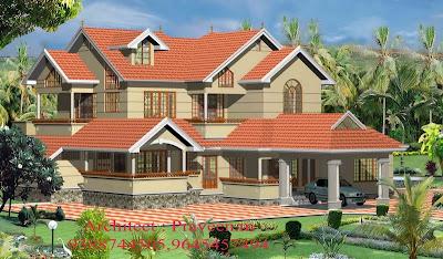 Kerala Style Homes
