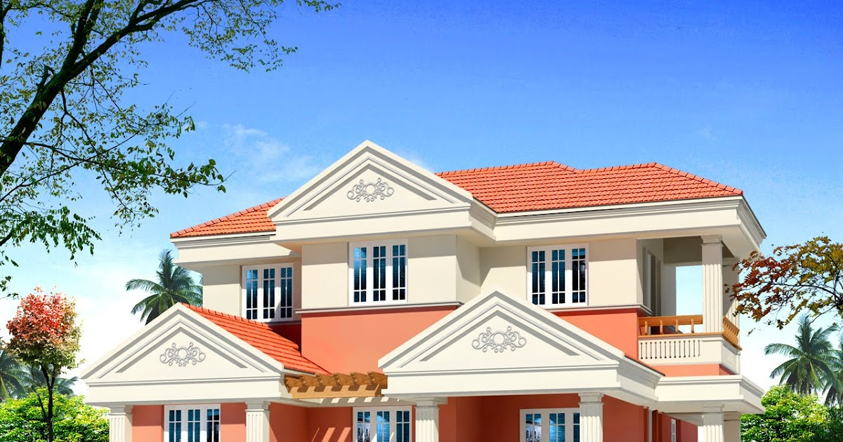 N Home Elevation Ymca : Kerala home plan elevation and floor sq ft