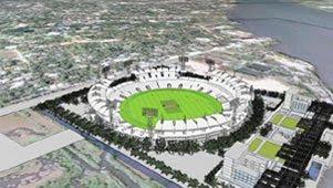IPL Kochi - KCA International Stadium Edakochi