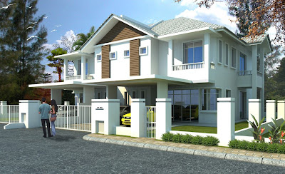 New Elevation House Design 2012