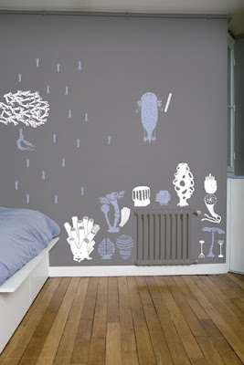 home decor stickers