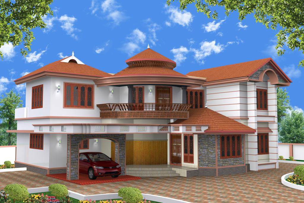 Impressive Kerala Home Design 1024 x 683 · 131 kB · jpeg