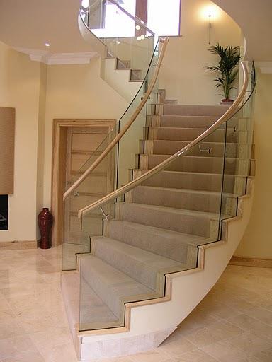 Creative staircase design ideas home appliance for Home stair design ideas