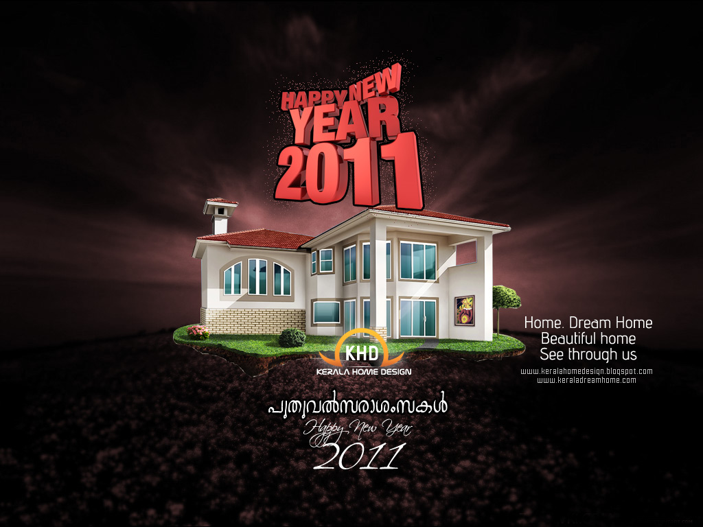 Happy New Year 2011 to All of You
