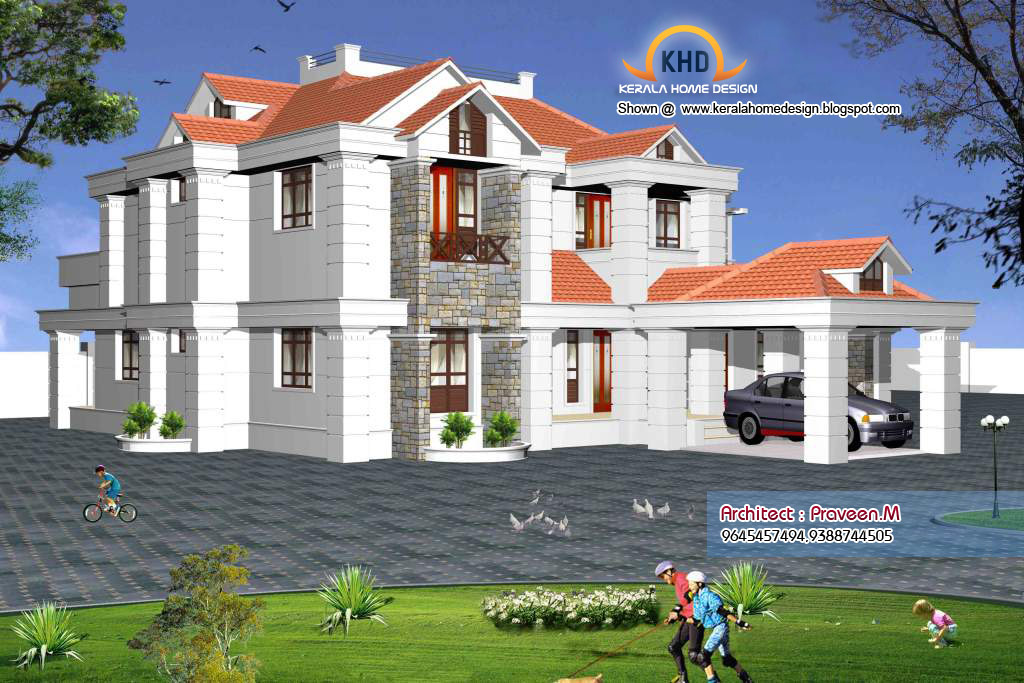 Some Kerala Style Sweet Home 3d Designs Kerala Home Design And Floor Plans