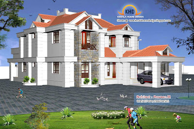 Some Kerala style sweet home 3d designs   Kerala home design and