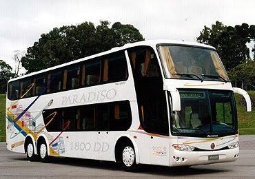 Kochi double decker buses by KSRTC