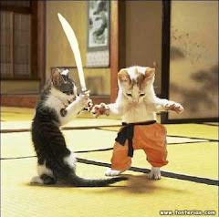 Comenta... ¡o los gatos samurái te harán saber lo que es bueno!