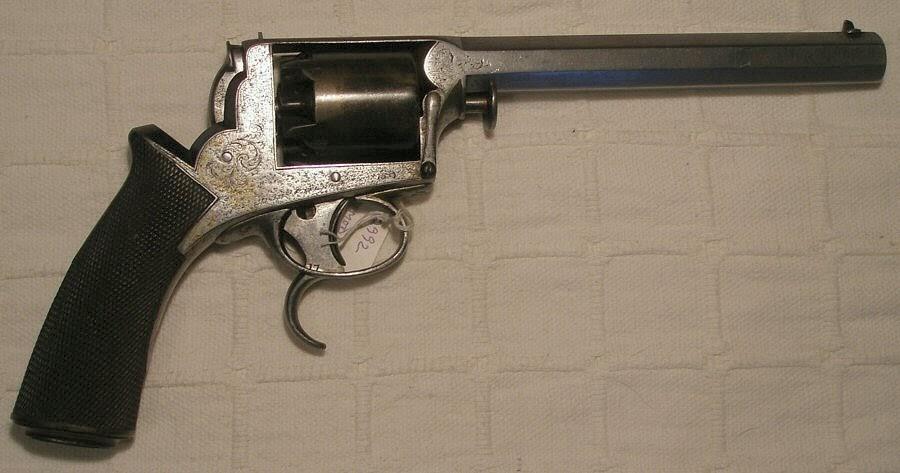 Firing Mechanisms For Guns : Firearms history technology development revolver