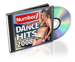 Number 1 Summer Dance Hits 2008