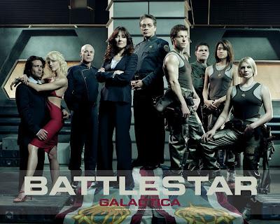 Series Online – Battlestar Galactica