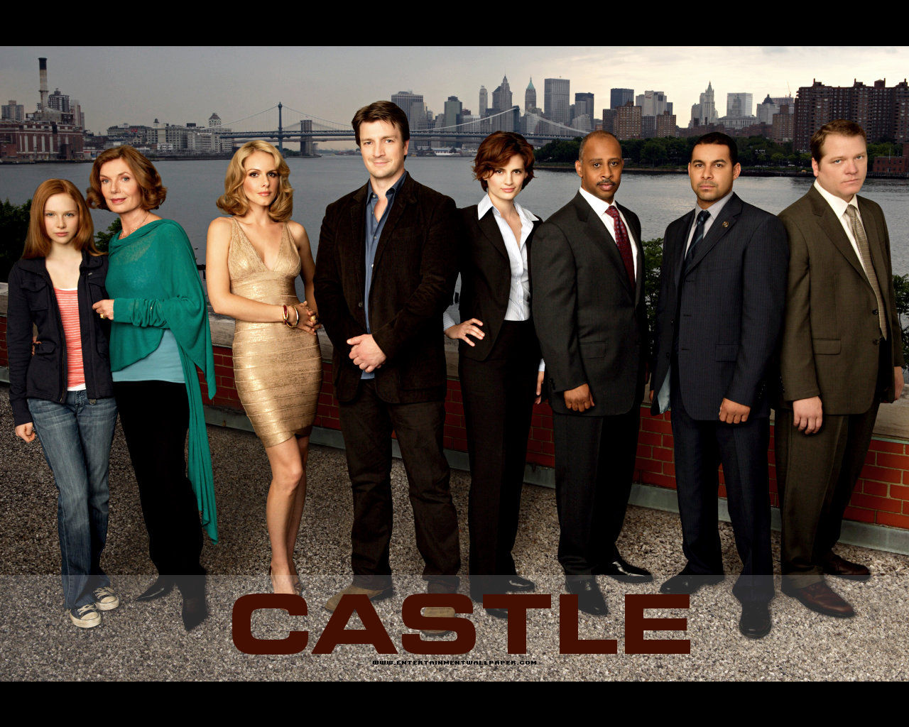 tv castle01 Castle 1ª a 6ª Temporada Legendado