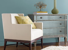 This is an example of Benjamin Moore Aura paints to go with the About Paint post