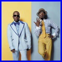 Both Members of Outkast Born 1975