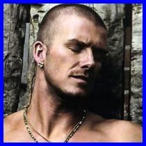 David Beckham Born 1975