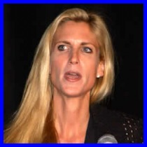 Ann Coulter the Blowhard