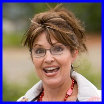 Sarah Palin the Blowhard