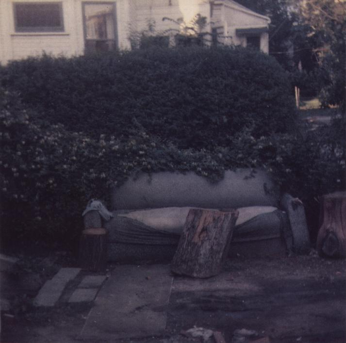 Jandek - I Woke Up album cover