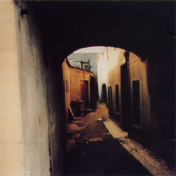 Jandek - The Humility of Pain album cover