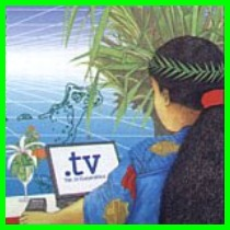Top-level Domain .tv (Tuvalu)