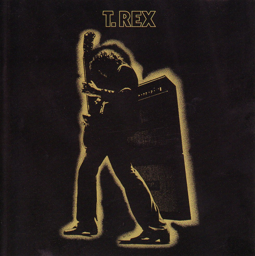 T. Rex - Electric Warrior album cover