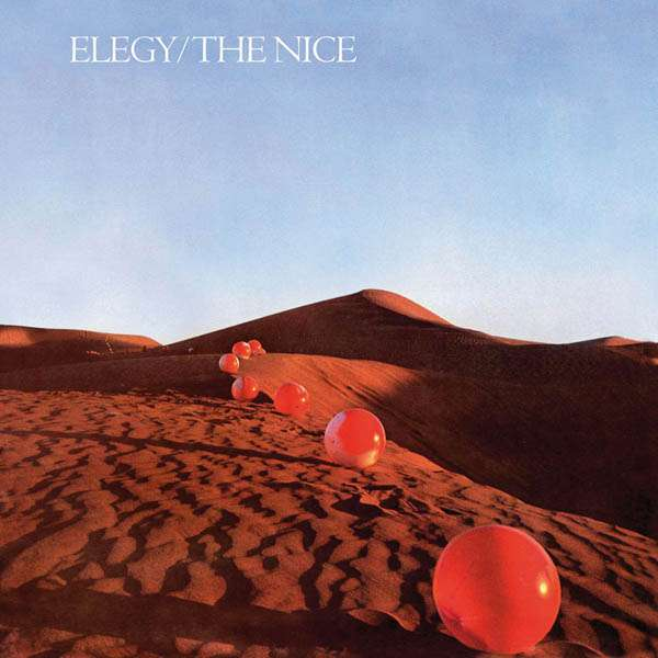 The Nice - Elegy album cover
