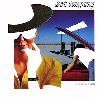 Bad Company - Desolation Angels album cover