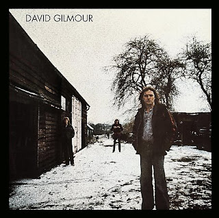 David Gilmour - David Gilmour album cover
