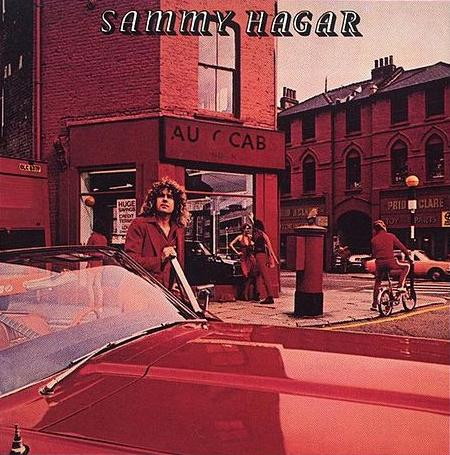 Sammy Hagar - Sammy Hagar album cover