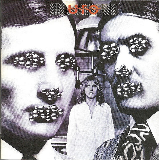 UFO - Obsession album cover