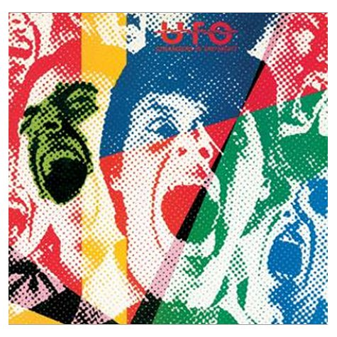 UFO - Strangers in the Night album cover